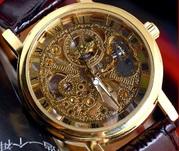 Наручные мужские часы + подарок