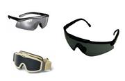 BISON. Солнцезащитные очки,  антибликовые очки,  антиударные очки.