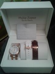 Продам с большой скидкой позолоченные женские часы Цептер (оригинал)