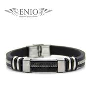 Мужские браслеты из каучука от интернет-магазина ENIO.