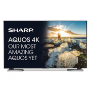 Sharp LC-60UD27U - 60-Inch Aquos 4K Ultra HD 2160p 120Hz Smart LED TV
