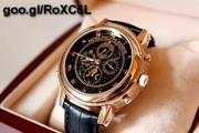 Часы номер один в мировом рейтинге плюс кожаный ремень.