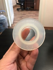Втулка полимерная подвески тормозного башмака Т258.00.02 (194.40.035-0