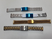 Металлический браслет на наручные часы/Магнитные/Резинка